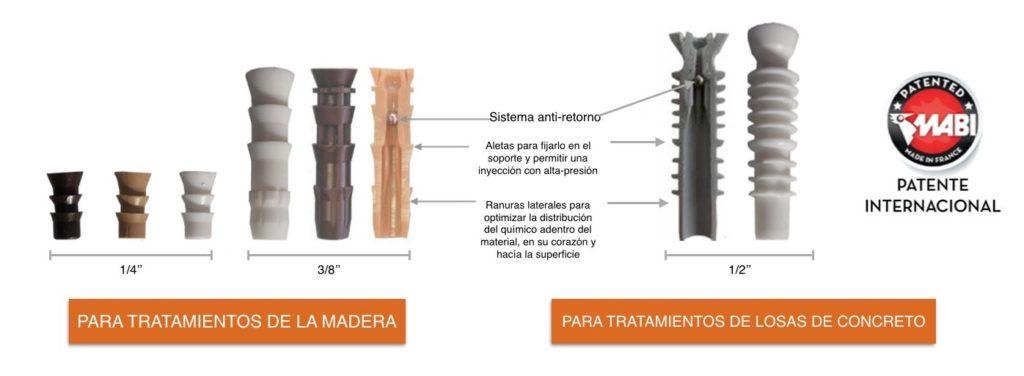 TRATAMIENTO DE LOSAS DE CONCRETO - MABI USA