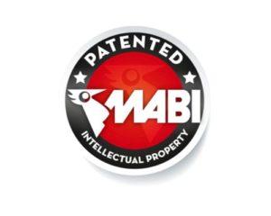 Mabi Patented Logo