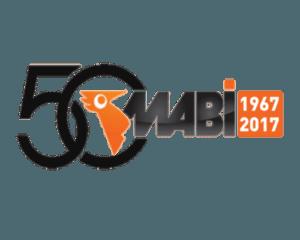 MABI 50 years anniversary Logo