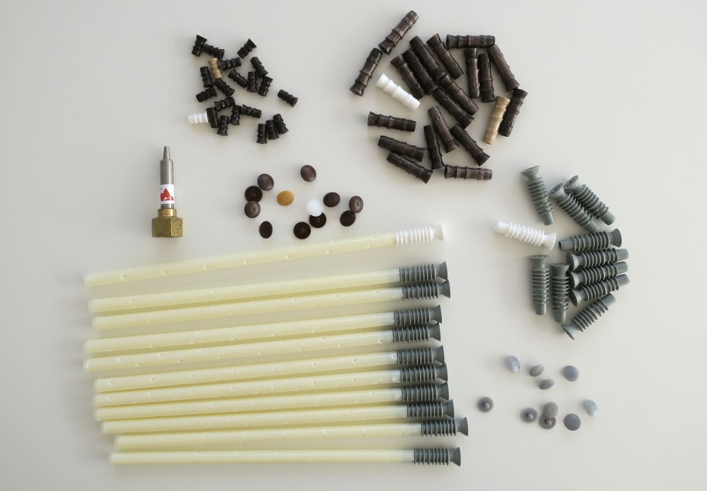 Sample - Pack - Injectors - Termite treatment